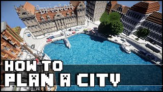 getlinkyoutube.com-Minecraft - How To Plan a City