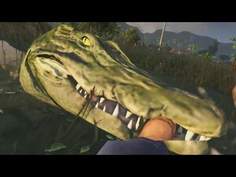 FAR CRY 3: EL COCODRILO HAMBRIENTO