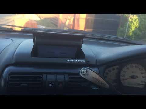 Модернизация штатного дисплея Nissan R'Nessa