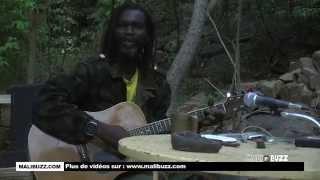 Rastafari: A la decouverte de Ras BALLASKY sur la colline de Lassa Bamako, Mali