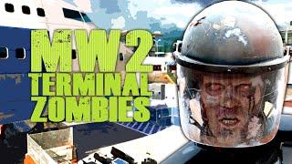 getlinkyoutube.com-MW2 TERMINAL ZOMBIES ★ Left 4 Dead 2 Mod (L4D2 Zombie Games)