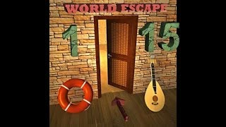 getlinkyoutube.com-World Escape - Levels 1-15 All Levels - Todos los niveles