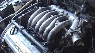 getlinkyoutube.com-1995-1999 Nissan Maxima: Upper intake manifold replacement