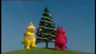getlinkyoutube.com-Teletubbies   -  Ein Weihnachtsbaum.