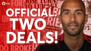 OFFICIAL: TWO TRANSFERS! Tomorrow's Manchester United Transfer News Today! #32