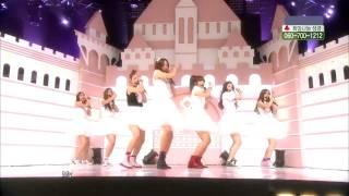 getlinkyoutube.com-[ HD ] 111125 A Pink {에이핑크} - MY MY (Comeback Stage)