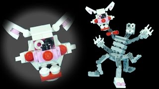 getlinkyoutube.com-How to Build LEGO Mangle (Phantom & Nightmare) | LEGO FNAF