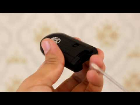 Daihatsu Move Keyless Entry Battery Change/Replacement in URDU