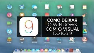 getlinkyoutube.com-Como deixar o Windows 7 , 8 , 8 1 e 10 com o Visual do IOS9 MAC