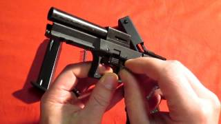 getlinkyoutube.com-Zoraki Mod. 917 Kaliber 9mm P.A.K. Review