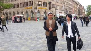 getlinkyoutube.com-Pukhtoon pa Germany ke, Chashman Musakhel. 24.05.2013