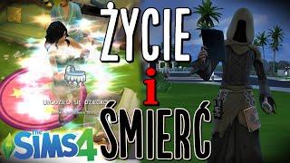 getlinkyoutube.com-#8 The Sims 4 - Poród i śmierć. Mroczny kosiarz!