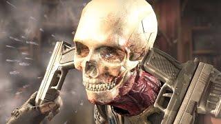 getlinkyoutube.com-MORTAL KOMBAT X - X RAY / RAIO X: Todos os Raio-X do Início do Game!