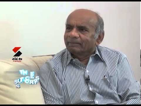 Sandesh News- The Success Story with Mr.Sevantibhai Shah (Founder, Venus Jewels) Part 3