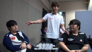 getlinkyoutube.com-LOL : 2015 LCK Summer R2 vs Anarchy.