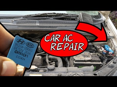 Car AC not Working? | Repair in 5 minutes?