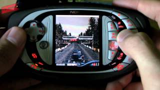 Nokia N-Gage Colin McRally 2005
