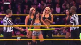 getlinkyoutube.com-Wwe NXT Limbo Challenge