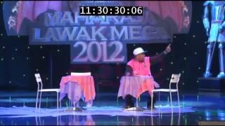 Maharaja Lawak Mega 2012 - Episod 5 - Part 3