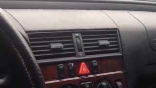 getlinkyoutube.com-Аварийное открывание багажника Mercedes w202