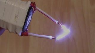 getlinkyoutube.com-Как сделать электрошокер за 10 минут.