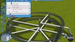 getlinkyoutube.com-How to make a good coaster in RCT3