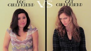 getlinkyoutube.com-Dog Girlfriend vs Cat Girlfriend
