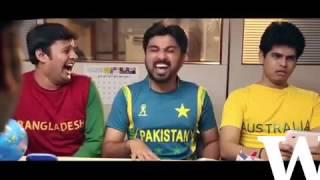 Moka moka cricket funny ad.