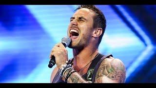 getlinkyoutube.com-Best Rock & Metal Auditions (The Voice, Got Talent, X Factor, Idol)