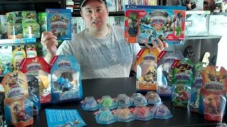 getlinkyoutube.com-UNBOXING SKYLANDERS TRAP TEAM PS4