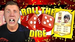 getlinkyoutube.com-FIFA 17 FUT DRAFT : ROLL THE DICE #1 | LEGENDÄRE SPANNUNG [1/?]