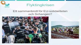 EFNS 2016 - Globala migrationsströmmar