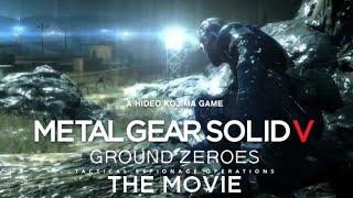 getlinkyoutube.com-Metal Gear Solid V: Ground Zeroes THE MOVIE - Full Story