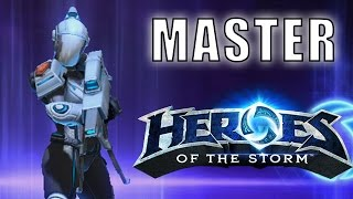 Heroes of the Storm Master Nova (Quick Match) Perfectly Balanced