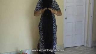 getlinkyoutube.com-Long hair care routine....