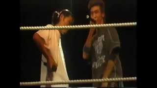 getlinkyoutube.com-b boy park2001 MC battle 般若 vs KENSHIN