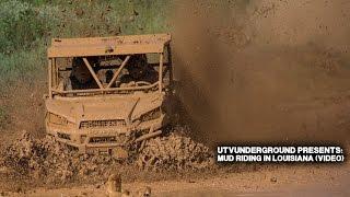 getlinkyoutube.com-UTVUnderground Presents: Mud Riding in Louisiana