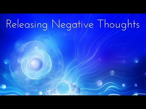 Guided Meditation for Anxiety & Stress | Releasing Negative Thoughts | Mind Relaxation