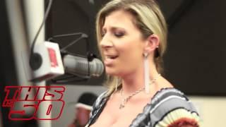 "getlinkyoutube.com-TROY AVE & SARA JAY XXX ON THIS IS 50 RADIO W/ MAYA THE B & ""THE HYNAKEN"""