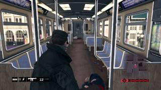 getlinkyoutube.com-Watch Dogs: Epic Police Chase And Killing Spree