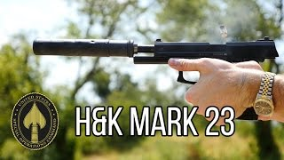getlinkyoutube.com-H&K Mark 23 Suppressed (SOCOM Pistol)
