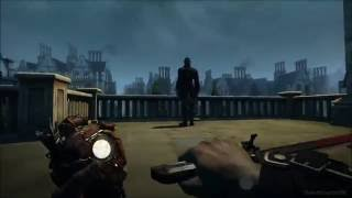 getlinkyoutube.com-Dishonored Stealth High Chaos (Lady Boyle's Last Party)1080p60Fps