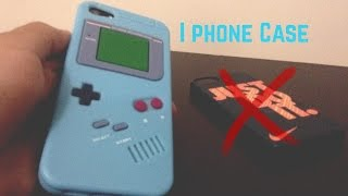 getlinkyoutube.com-I phone case unboxing: Gameboy