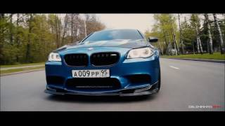 getlinkyoutube.com-BMW F10 M5 Crazy Driving