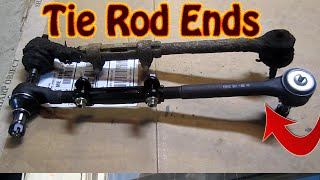 getlinkyoutube.com-DIY How To Replace Inner And Outer Tie Rod Ends - Front End Replacement Part 2
