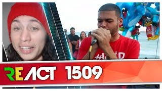 React 1509 MC MARECHAL - GRIOT