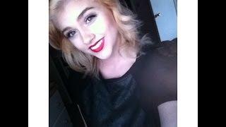 getlinkyoutube.com-HOW TO BLEACH BATH / TONE HAIR (brown to blonde)