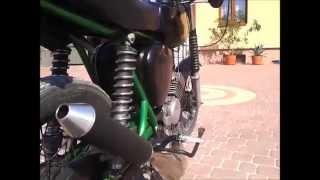 getlinkyoutube.com-Chylo 2T Racing: Simson 83cc ASSO Piston (83/6/2/2)