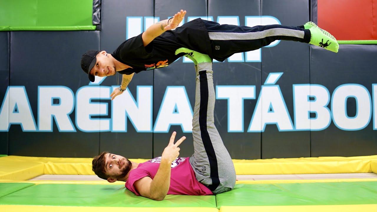 Yoga Challenge! Tary a Jay Fox (18+)