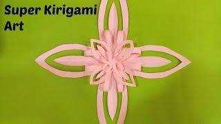 Best Paper Design | Kirigami Art | Tutorial